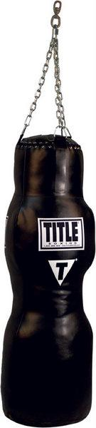 Title Grappling Dummy Heavy Bag 70 Lbs